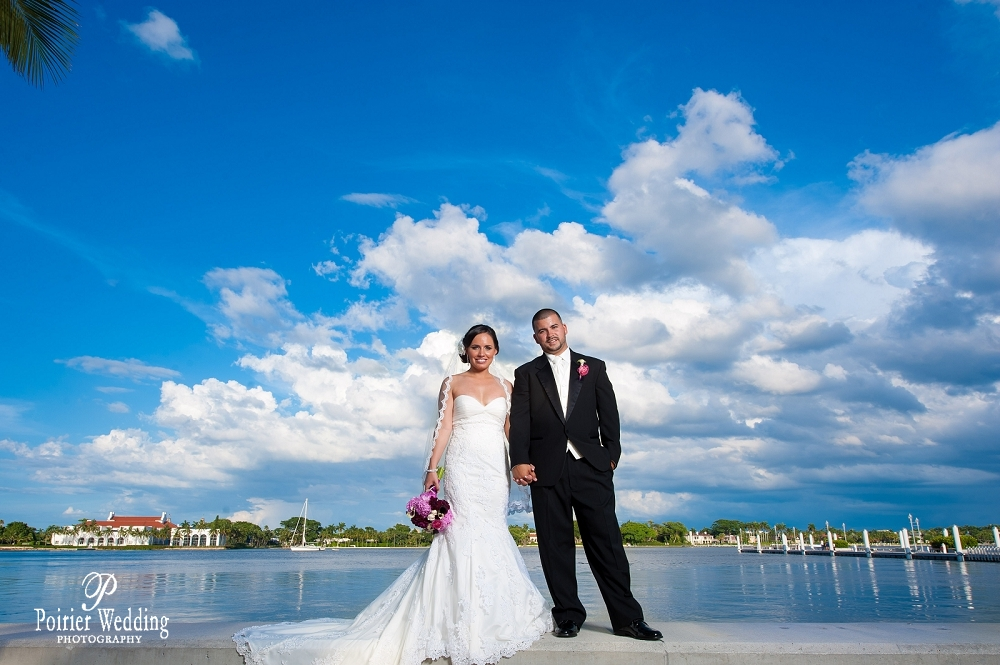 Lake Pavilion Wedding West Palm Beach