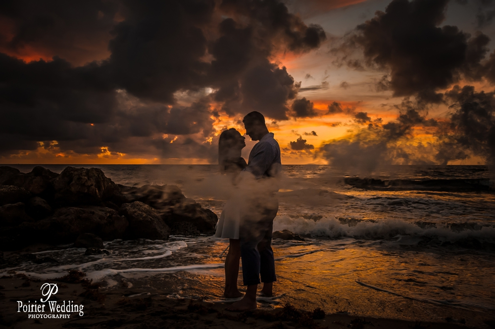 Palm Beach Engagement Photographer
