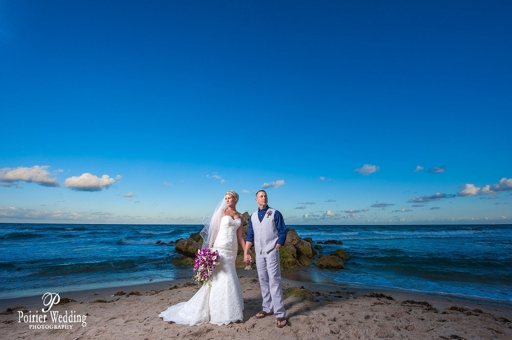 Emby Suites Deerfield Beach Wedding
